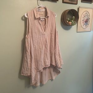 Anthropologie Isabella Sinclair Tunic